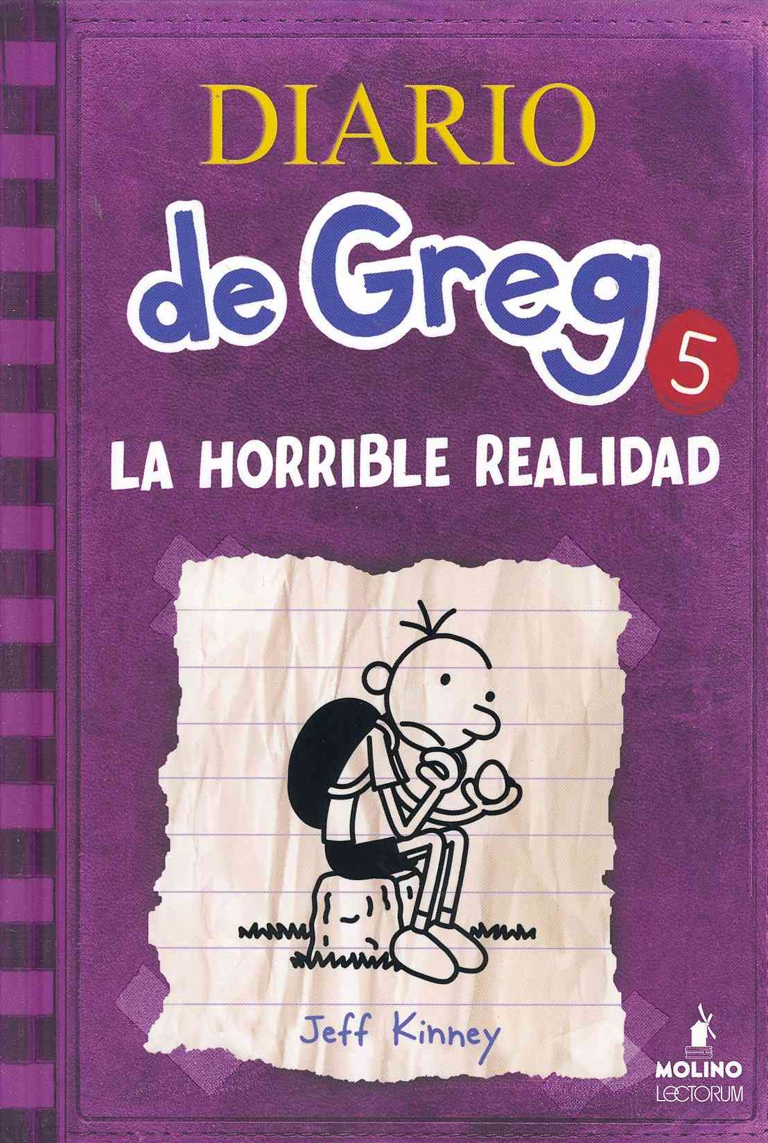 Diario de Greg / Diary of a Wimpy Kid By Kinney, Jeff